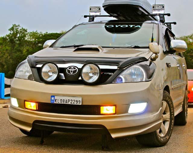 30 Konsep Modifikasi Toyota Kijang Innova Terbaru Otodrift