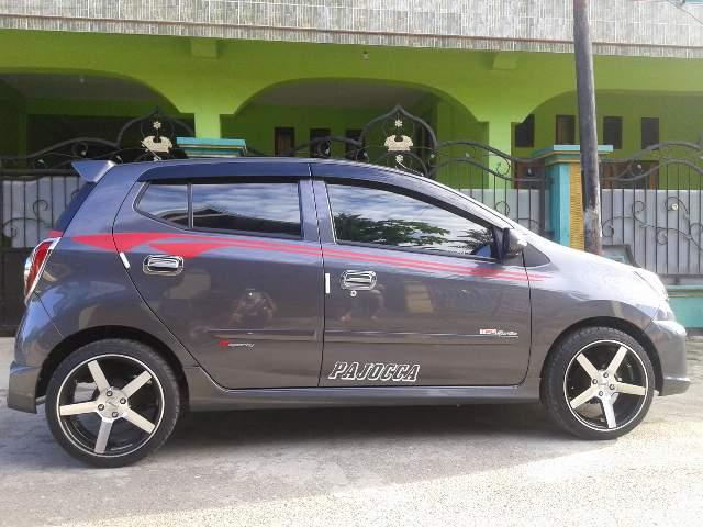 610+ Modifikasi Mobil Ayla Abu Abu HD Terbaik