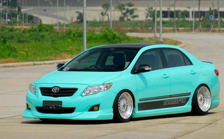 550 Koleksi Modifikasi Mobil Sedan Toyota Corolla HD Terbaru
