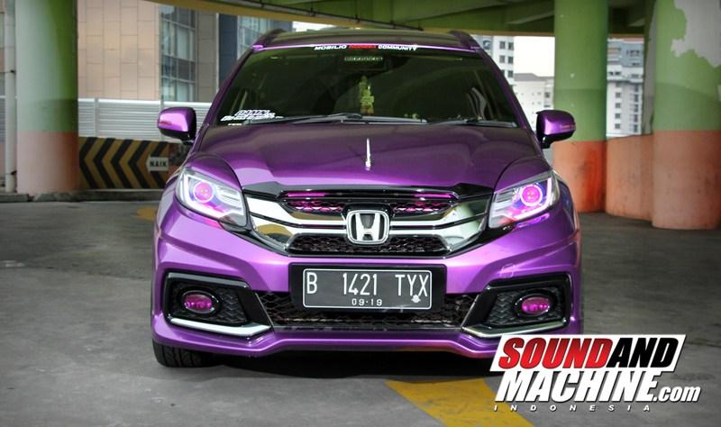 20 Konsep Modifikasi Honda Mobilio Terbaru Otodrift