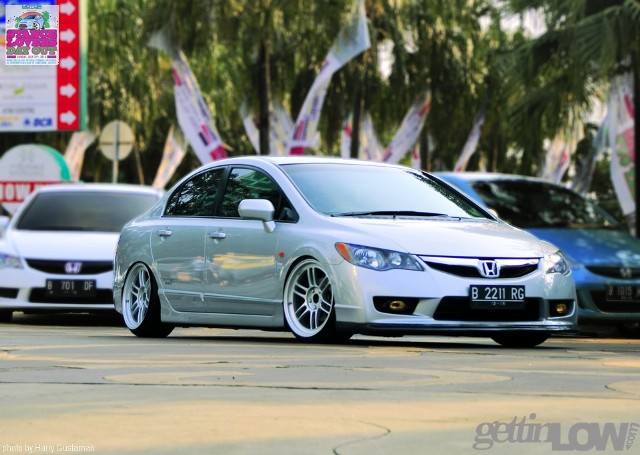 15 Modifikasi Sedan Honda Civic FD1/FD2 Terbaru - Otodrift
