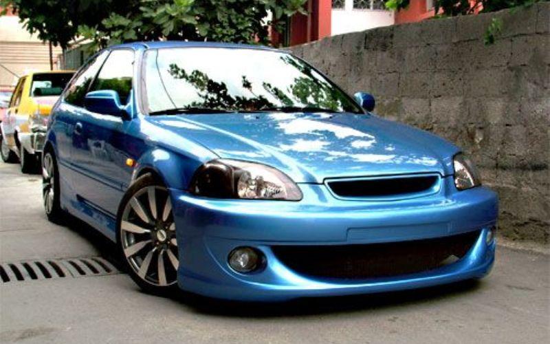 18+ Top Baru Modifikasi Mobil Sedan Civic