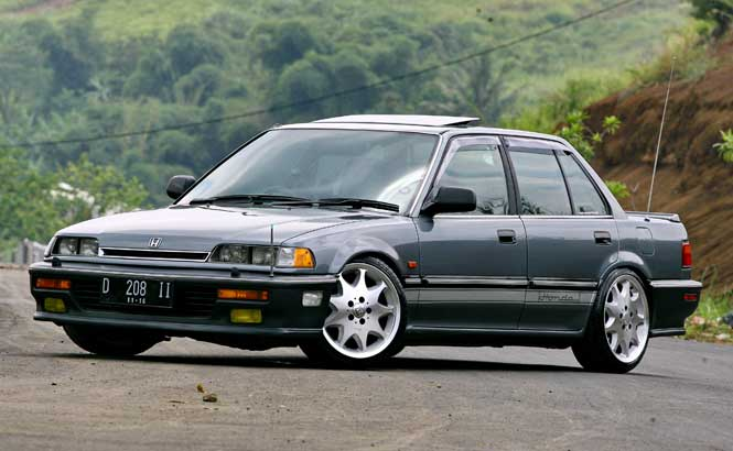 460 Modifikasi Mobil Grand Civic 91 Gratis Terbaik